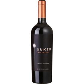 Vinho Casa Valduga Origem Cabernet Sauvignon 2015