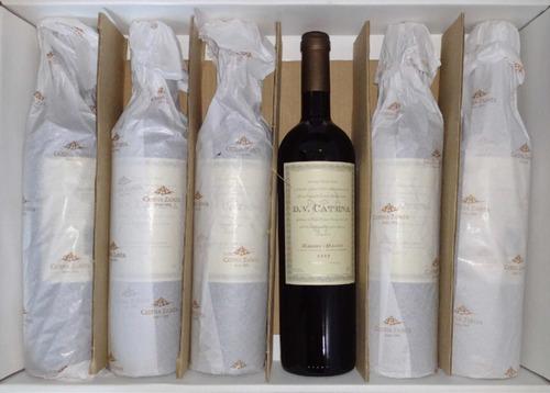 vinho dv catena malbec malbec 750 ml