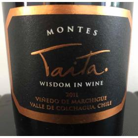 Vinho Montes Taita - 2011 - Chile