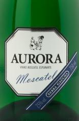 vinho moscatel espumante aurora 750ml serra gaúcha