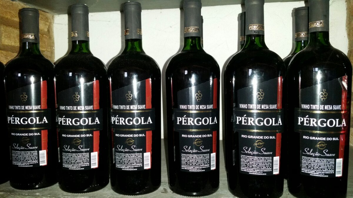 pergola e vinho