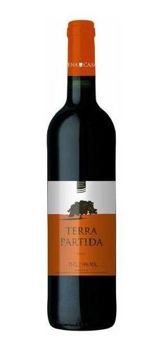 vinho português tinto seco terra partida - 750ml - 2018