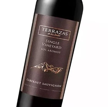 Vinho Terrazas De Los Andes Cabernet Sauvignon 2013