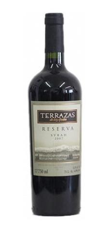 Vinho Terrazas De Los Andes Reserva Syrah 750ml
