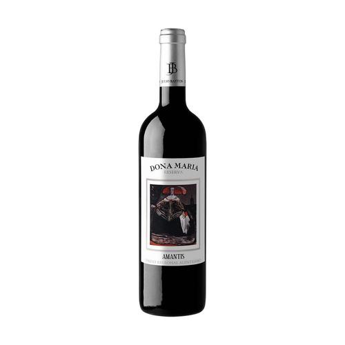 vinho tinto dona maria amantis reserva portugal 2009 750ml
