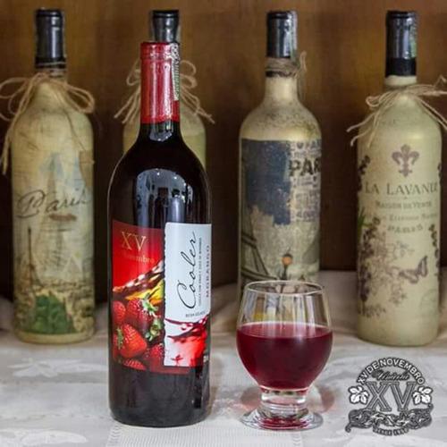 vinhos xv de novembro são roque