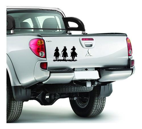 vinil adesivo automotivo carro caminhão cawboys