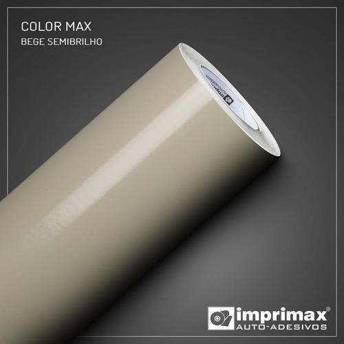 vinil adesivo - bobina com 5 metros - imprimax