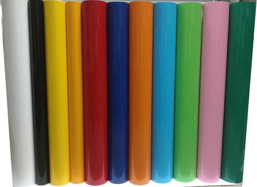 vinil adesivo imprimax bobina c/ 10x1 mt plotter geladeira