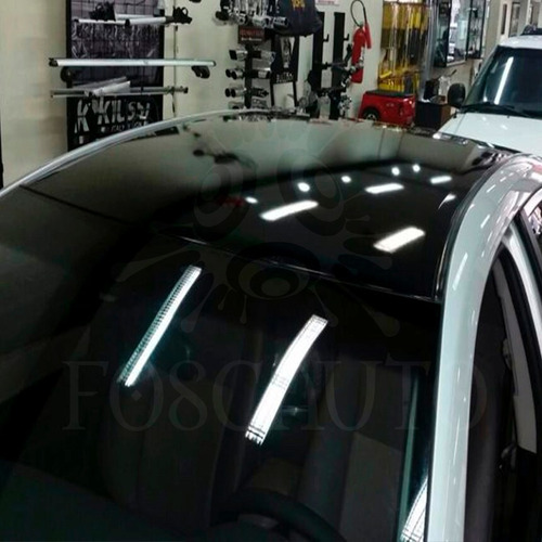 vinil adesivo preto brilhante black piano alltak - 1m x 68cm