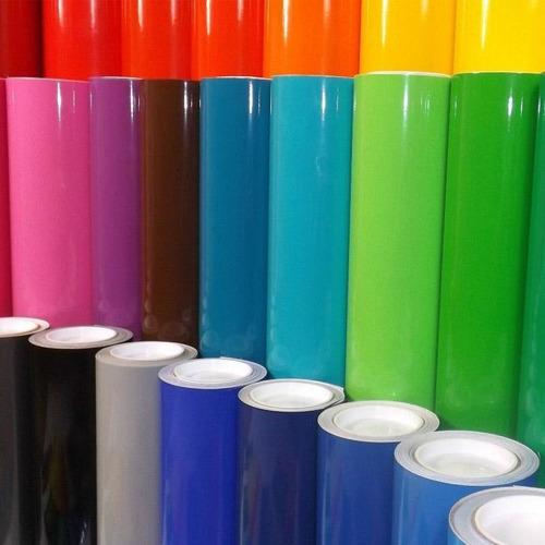 vinil adhesivo para corte, decoracion y rotulacion