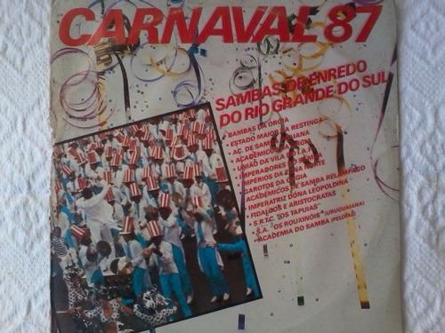 vinil carnaval de porto alegre