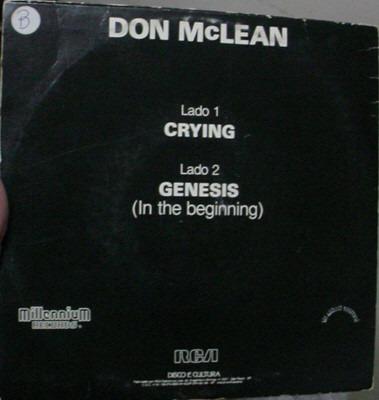vinil compacto  don mclean  1981  -  qw