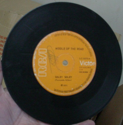vinil compacto  middle of the road  1971 - r1