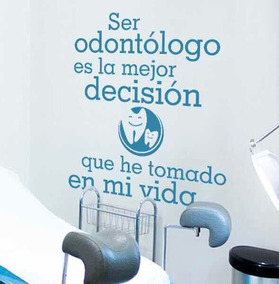Vinil Decorativo Para Consultorio Dental O Dentistas