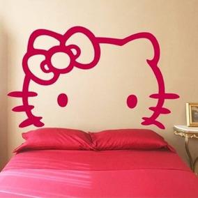 Vinilos Hello Kitty Pared.Vinil Decorativo Para Pared Hello Kitty