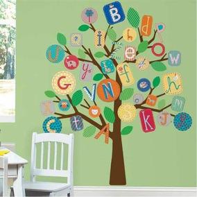 Vinil Decorativo Para Salón De Preescolar O Primarian