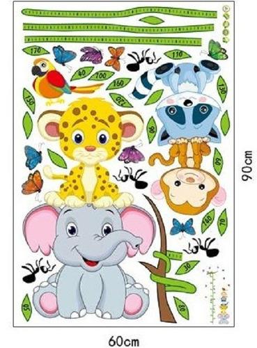 vinil decorativo tallas bebe & niño