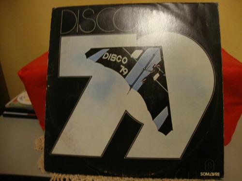 vinil disco 79 - 1978