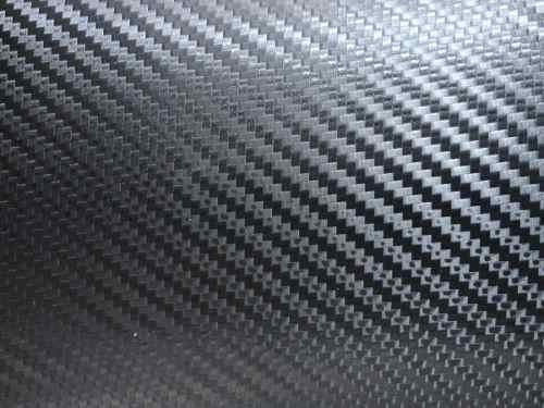 vinil fibra carbono importado preto 21 x 32 cm moldável