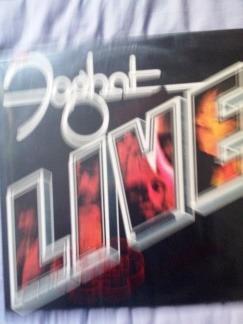 **vinil- foghat**   **live**