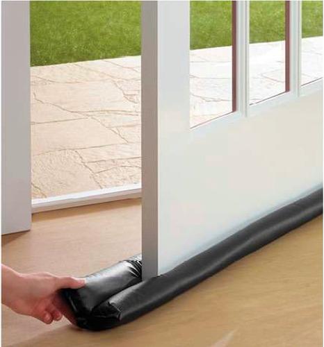 vinil guarda polvo para puerta evita polvo bichos roedores