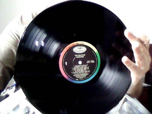 **vinil importado- the beatles **rarities us version**
