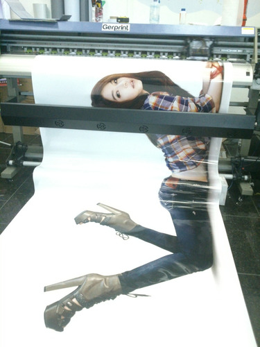vinil impreso en alta definición