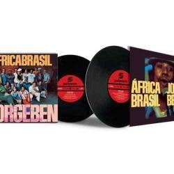 vinil | jorge ben - áfrica brasil. (lacrado)