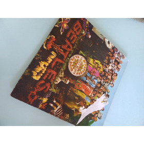 Vinil-lp- Beatles Sgt. Peppers Lonely Hearts Club Band