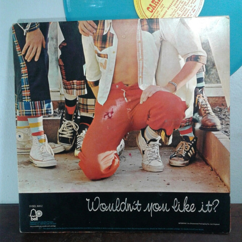 vinil lp bay city rollers wouldn't you like it importado uk