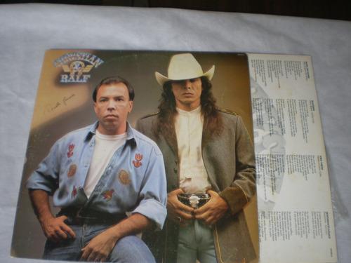 vinil - lp - chrystian & ralf ano 1991