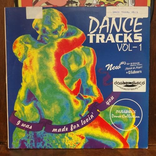 vinil lp dance tracks vol 1 i was made for lovin you
