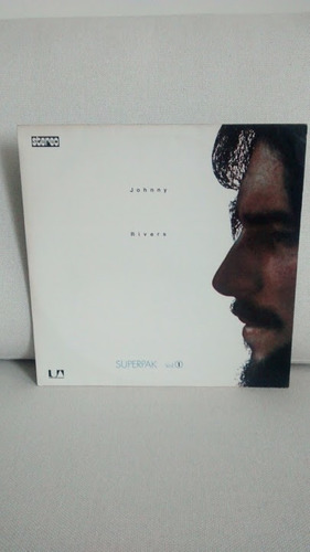 vinil lp disco johnny rivers 1973 superpak vol 1 excelente