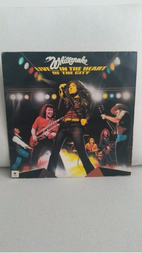 vinil lp disco whitesnake live in the heart of city duplo