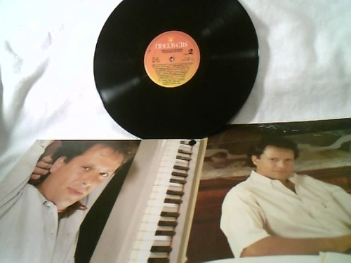 vinil lp ( guilherme arantes -  romances modernos ) 1989