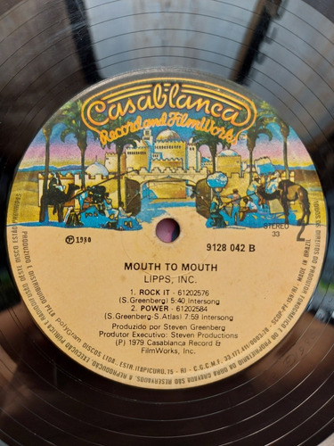 vinil lp lipps mouth to mouth