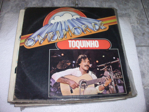 vinil lp o melhor de toquinho / 1985