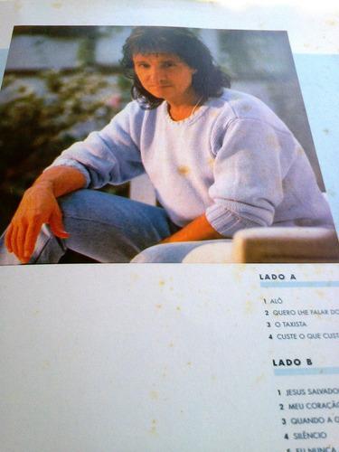 vinil   lp    roberto carlos  -  1994