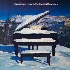 vinil lp supertramp even in the quietest moments 1977 give a