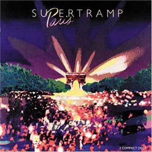 vinil lp supertramp paris live 1980 com disco duplo dreamers