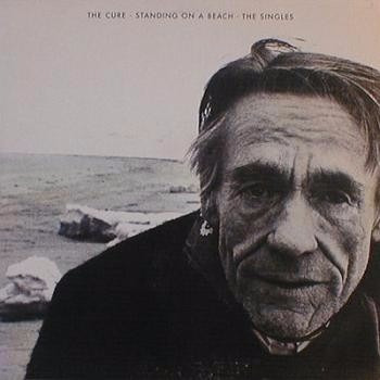 vinil lp the cure standing on a beach the singles 1986 rober