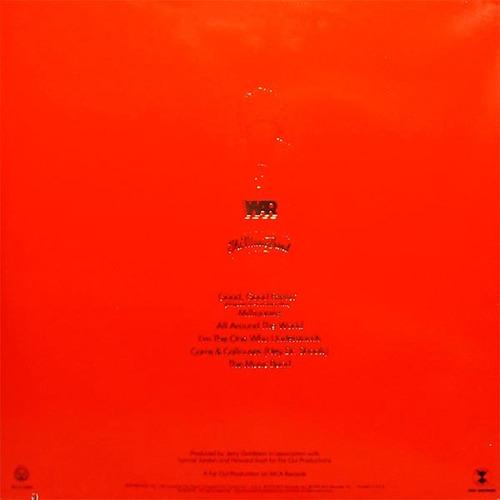 vinil - lp - war - the music band - importado - gatefold