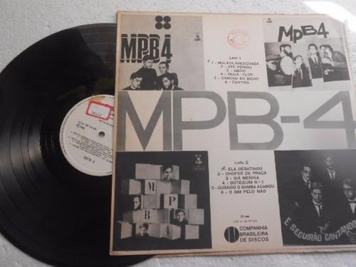 vinil mpb 4 lp raro gravadora elenco 1968 oferta