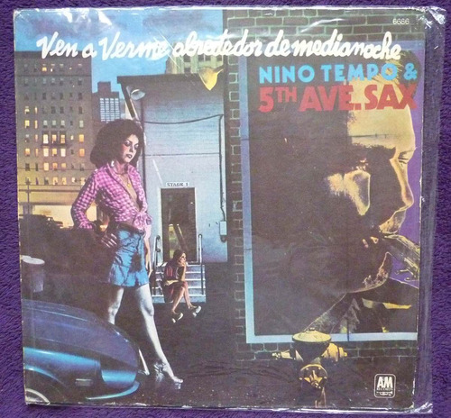 vinil nino tempo & 5th ave. sax
