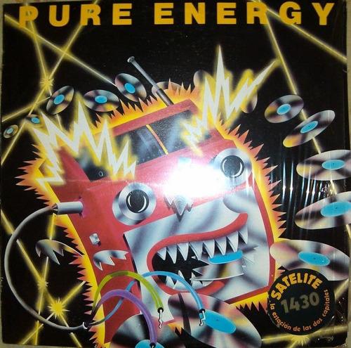 vinil nuevo clasico del pop 80 pure energy bs 6900