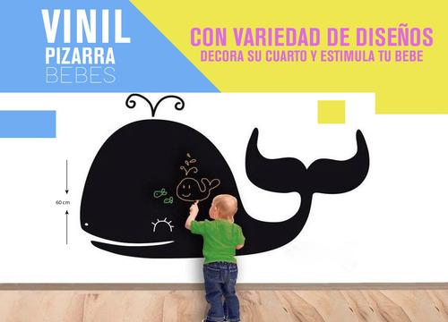 vinil pizarra para niños - sticker para bebe y niños
