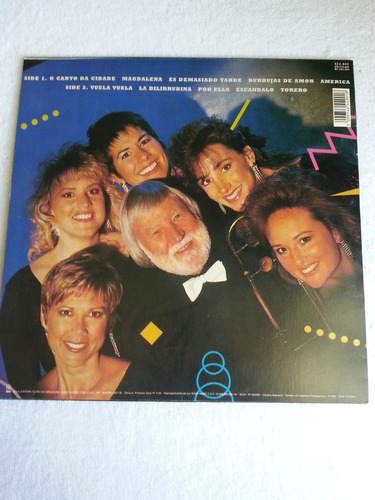 vinil ray conniff  latinissimo