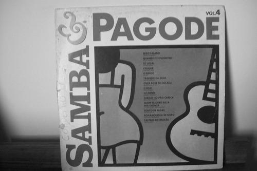 vinil samba pagode