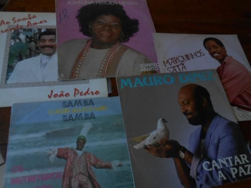 vinil samba variado jovelina marquinhos satã negritude jr.